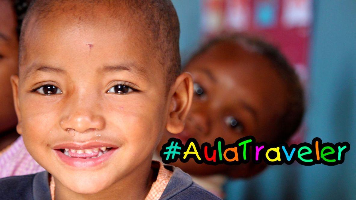 #AulaTraveler
