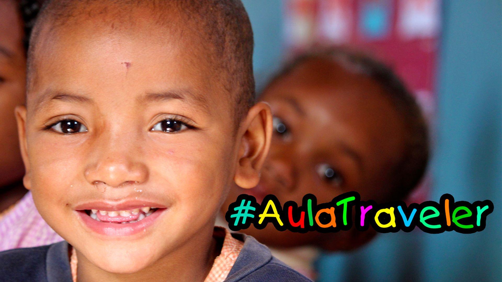 #AulaTraveler, viajeros solidarios con Yamuna ONGD.