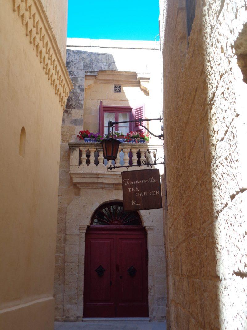 Un día dulce en Mdina, Malta