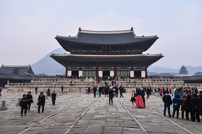 3.Gyeongbokgung