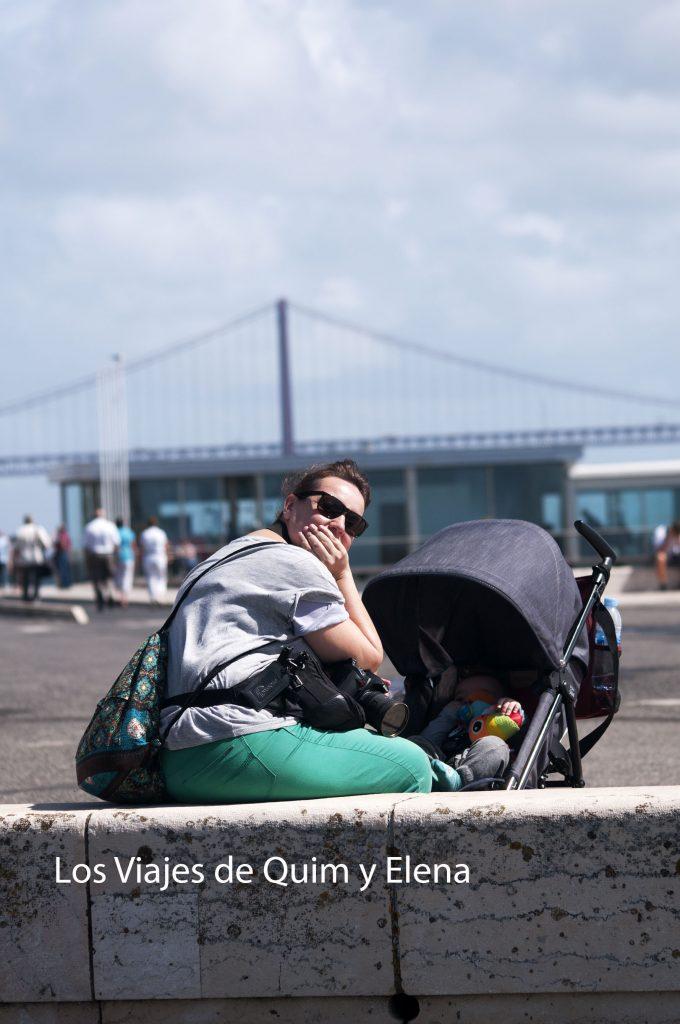 Post sobre los viajes con niños