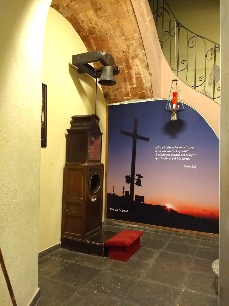 Olla y campana, Vall de Núria