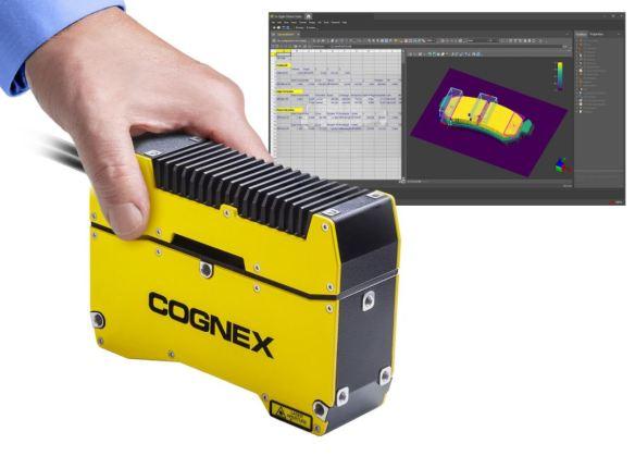 cámara visión artificial 3d compacta In-sight 3D L4000