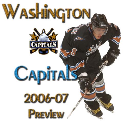 Washington Capitals Preview