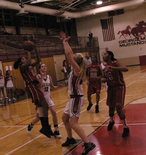 Mason Girls Basketball