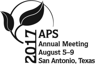 2017 APS Annual Meeting: Changing Landscapes of Plant