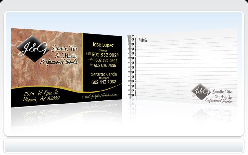 business card world