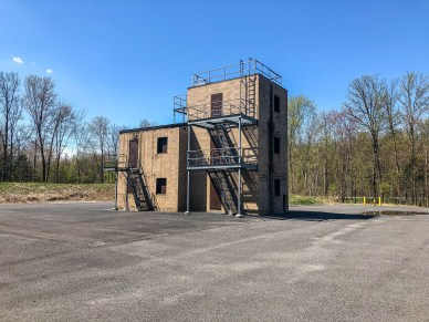 BCSFD Training Tower Facility