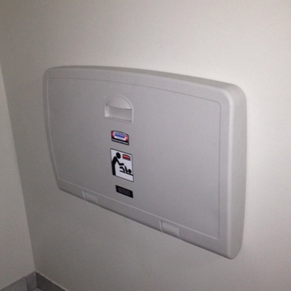 Wall Mounted Baby Change Station  BC Site Service
