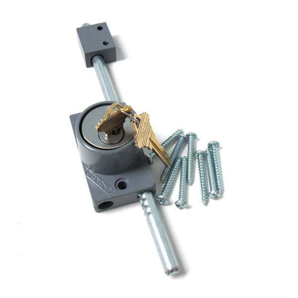 sliding door deadbolt lock