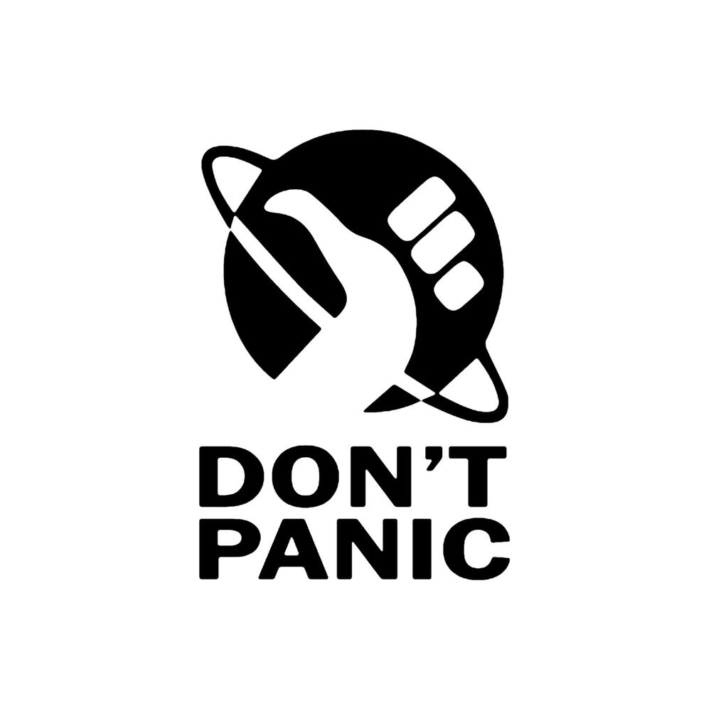 Hitchhiker's Guide to the Galaxy [Book Review]