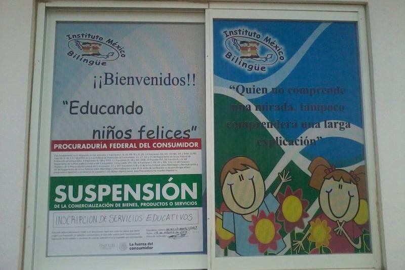 colegios profeco la paz 4