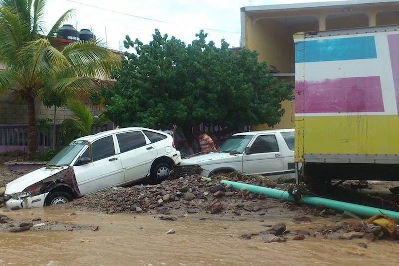 inundaciones lluvia la paz 3