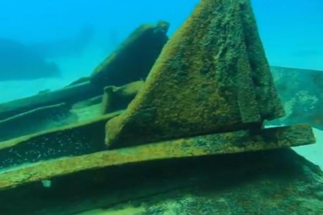 barco hundido cabo san lucas