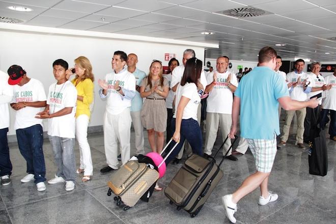 turistas los cabos