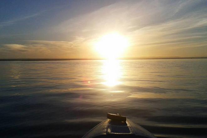 Mar de Cortés deporte kayak ejercicio 7