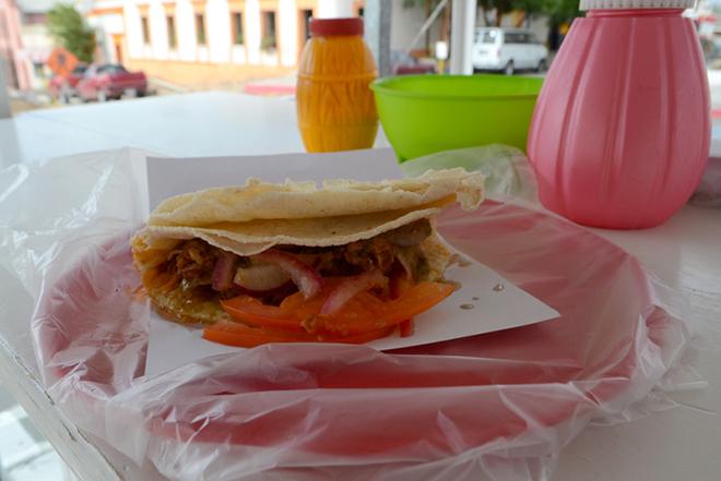 Taco comida Taqueria Don Pedro 3