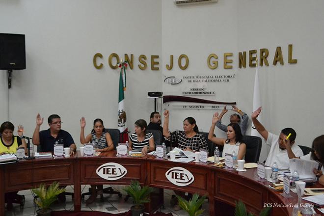 IEE Consejo General