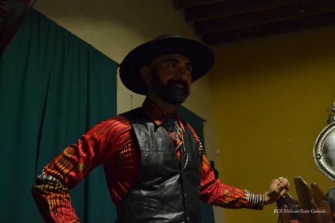 Teatro El Aparecido David Talamantes 1