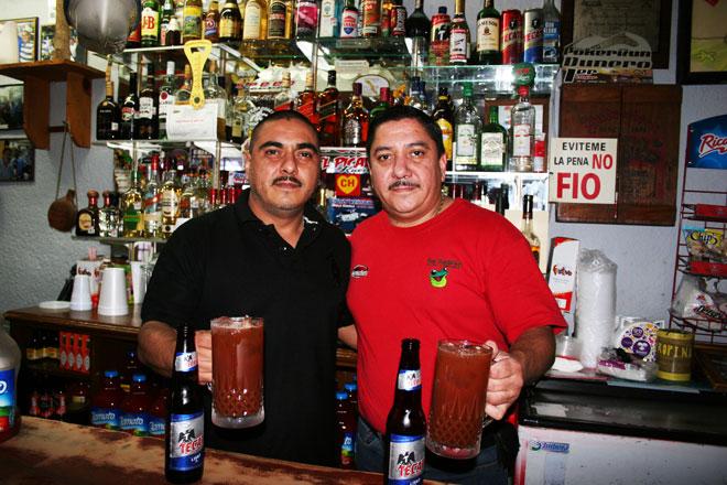 Bar-Mundo's