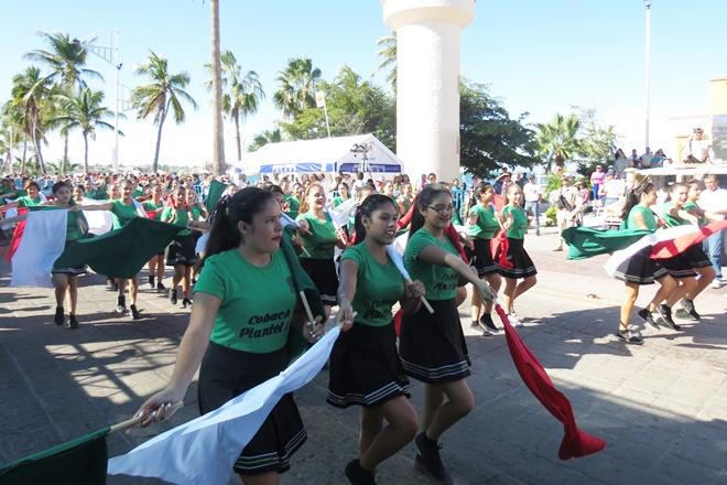 desfile cobach 11