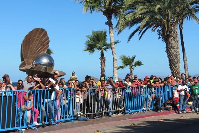 desfile gente