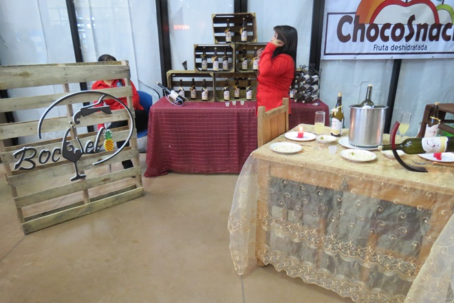 expo ideas vino pina