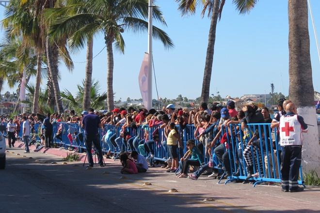 gente desfile
