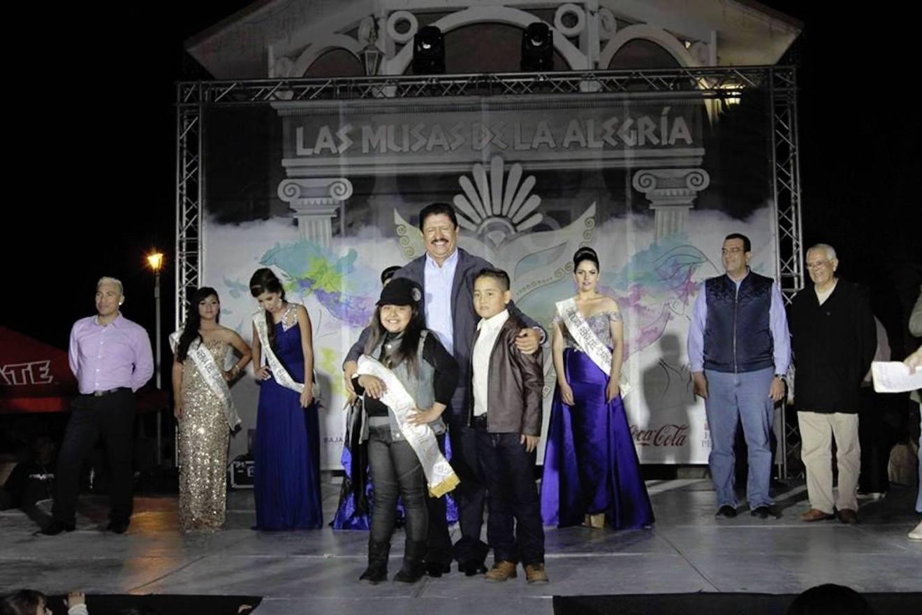reyes infantiles carnaval la paz 2016