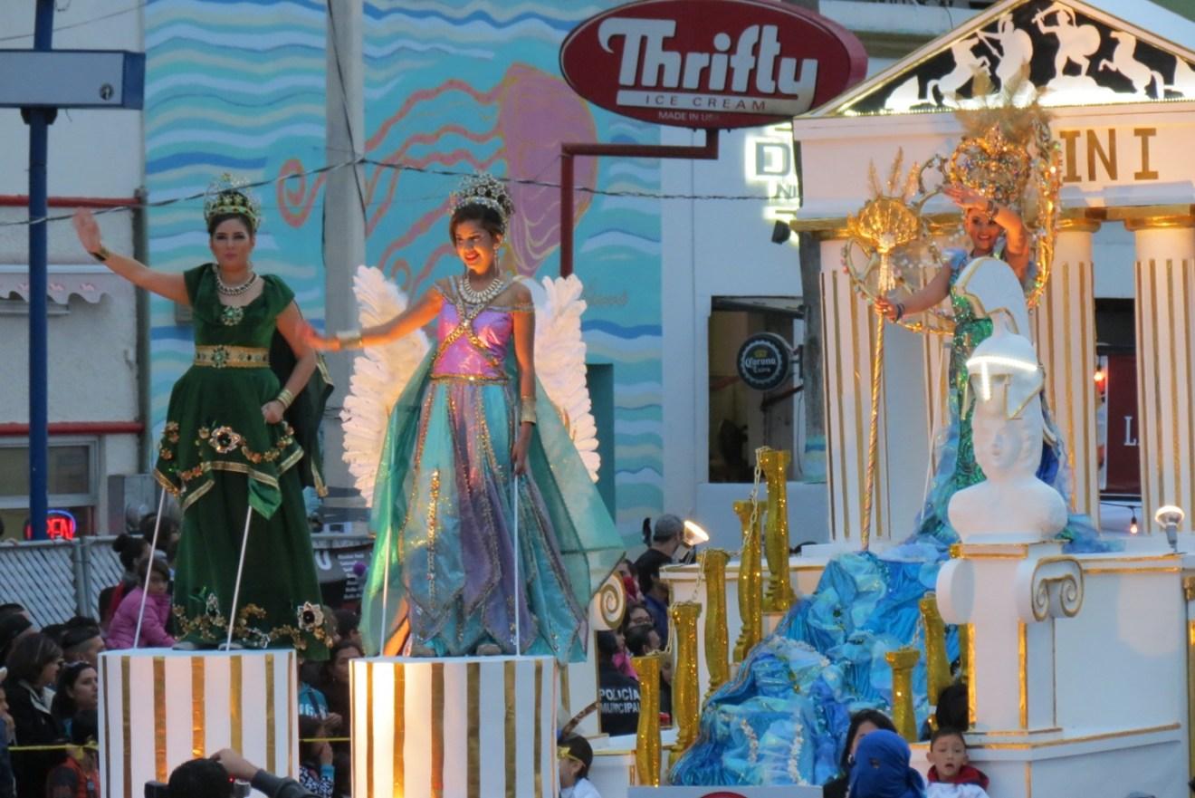 desfile carnaval la paz