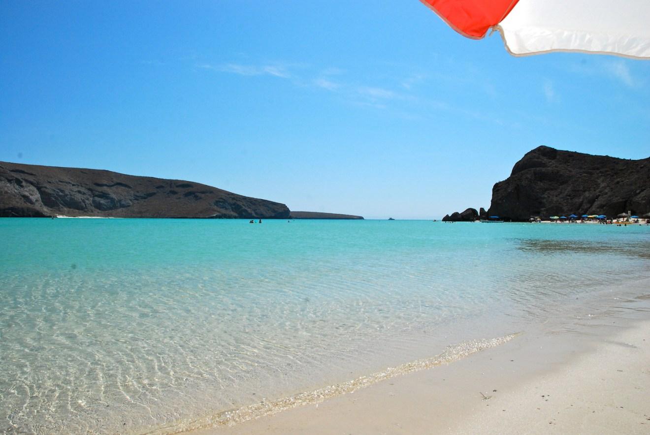playa balandra playas bcs clima
