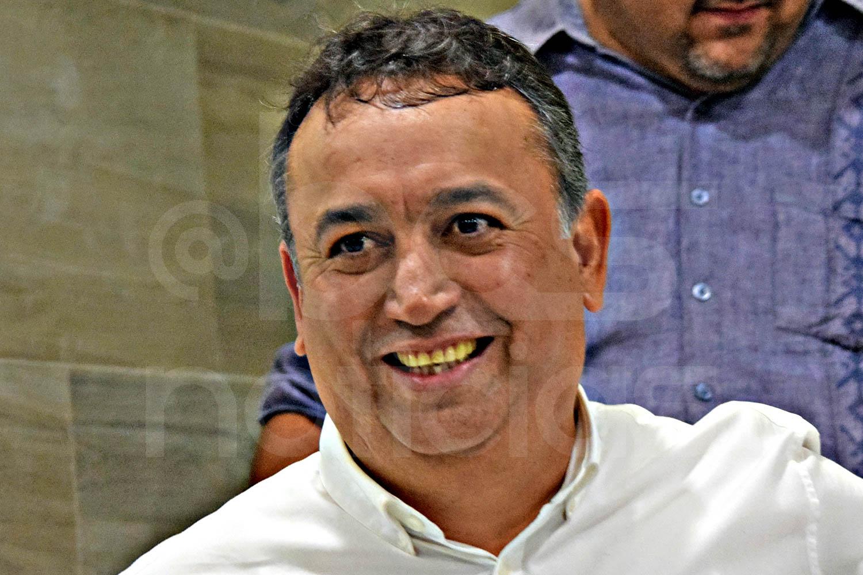 Me da gusto que Lupita Saldaña sea la favorita para la gubernatura de BCS: Francisco Pelayo - BCS Noticias
