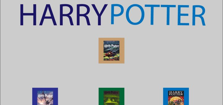 Download Harry Potter PDF 1 to 7 popular books