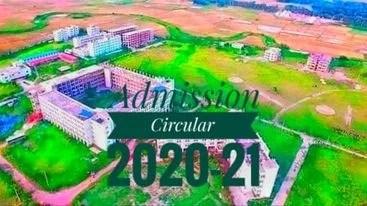 BSMRSTU Admission Circular 2020-2021
