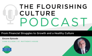 vann ellison from financial struggles to growth and healthy culture