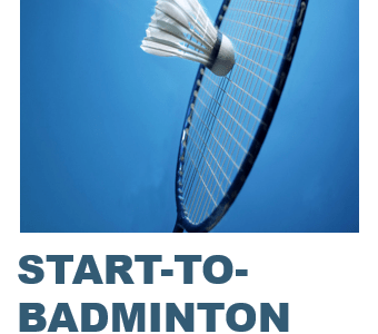 Start-To-Badminton