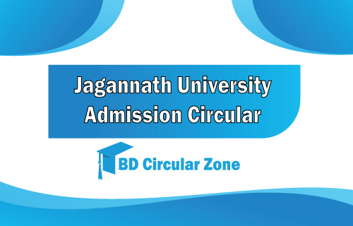 JNU Admission Circular 2019-20