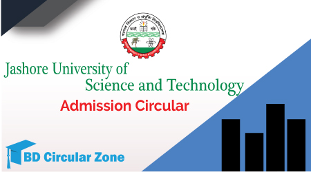 JUST Admission Circular 2019-20