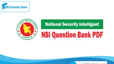 NSI Question Bank PD