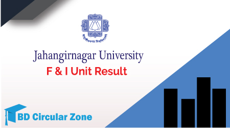 JU F & I Unit Result