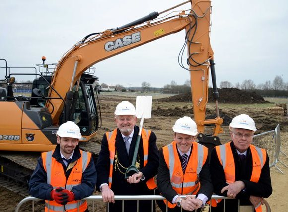 Keepmoat Works with Leazes Homes on Latest Newcastle Development