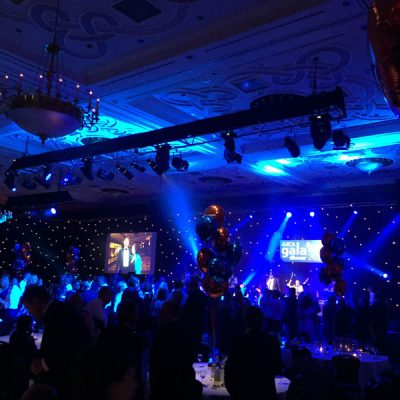 ECA Gala Dinner Rewards Top Building and Electric Firms