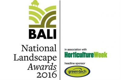 The BALI National Landscape Awards - 2nd of December book tickets