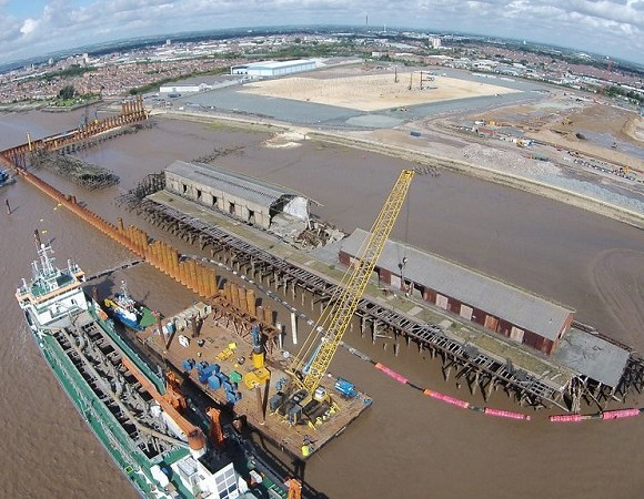 Green Port Hull and Immingham Renewable Fuel Terminal both shortlisted at the British Construction Industry Awards 2017