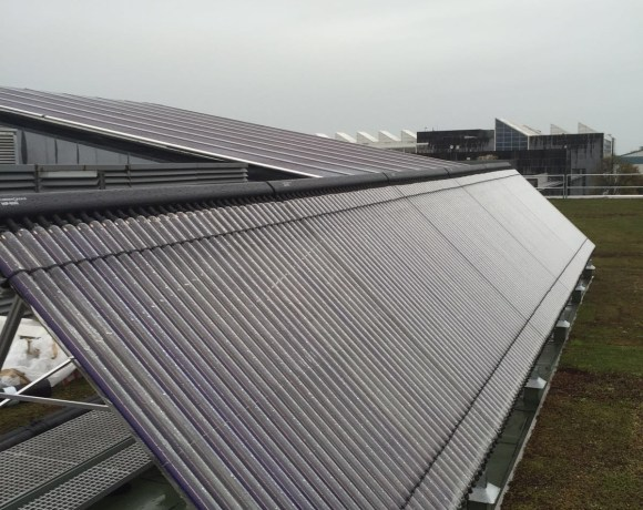 Numerous Offices Around the World Started to Use Solar Thermal