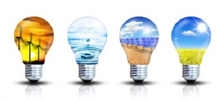 The most used energy consumption sources