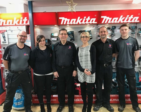 Martin & Partners Limited Take BNM Tool Showroom fo the Year 2017