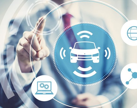 Cars of the future could be programmed to spot potholes on motorways and automatically transmit the information to Highways England