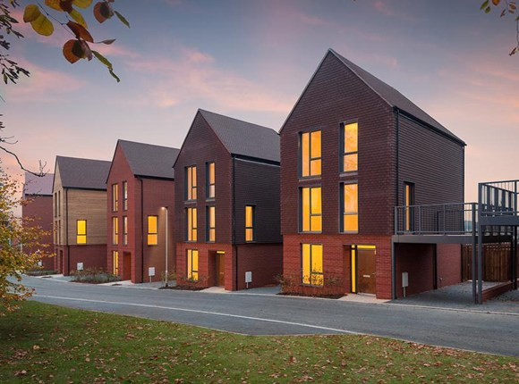 Planning reforms, including reserving a proportion of new build houses for British residents, would help to increase home building and promote home ownership, according to a new report