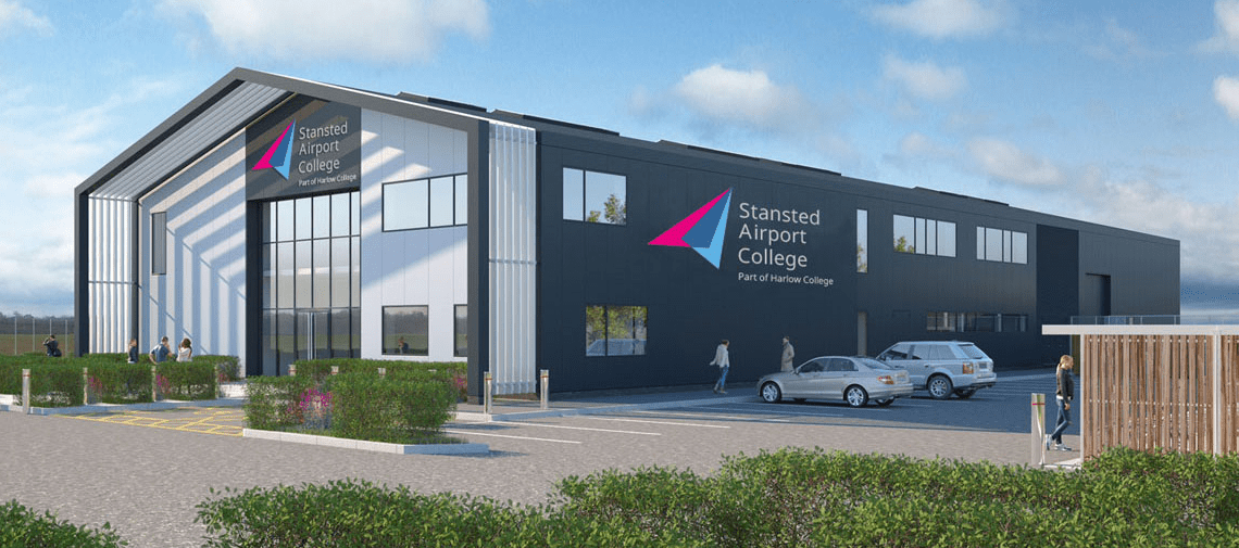 REL has been selected to provide electrical services at an £11m technical skills centre,
